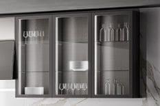 Навесные шкафы