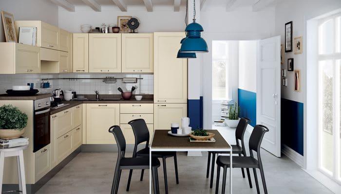 Фото №6 - кухня Colony